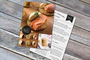 Recipe Postcards - Pembroke Patisserie