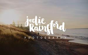Jodie Rainsford - Logo Design