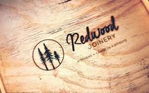Logo Design - Redwood Joinery - Envy Design Rotorua