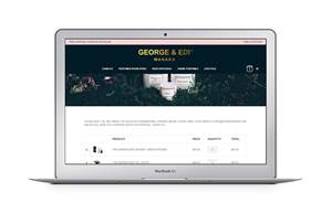 Ecommerce Website Design - GEORGE & EDI - Envy Design Rotorua