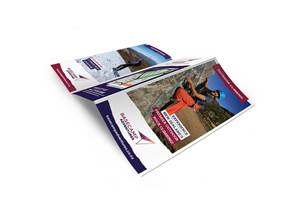 Brochure Design - Basecamp Adventures - Envy Design Rotorua