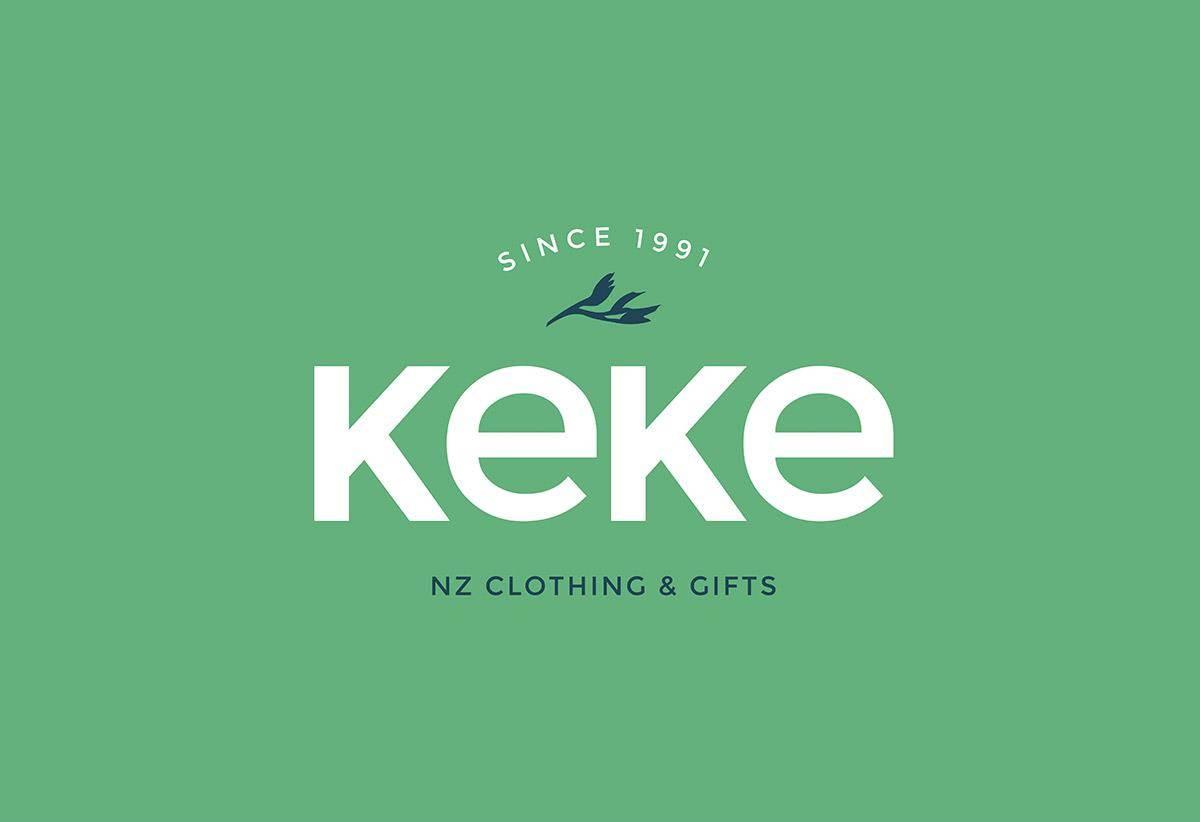 Branding Logo Design Keke Nz Gift Store Envy Web Design Rotorua