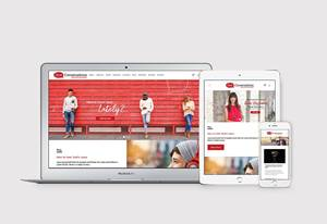 E-Commerce Website Design - God Conversations