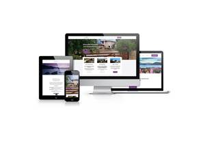 Website Design - Black Peak View