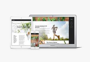 Website Design - Fusion Natural Health Clinic