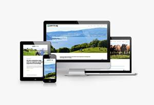 Website Design - Perrin Ag Consultants