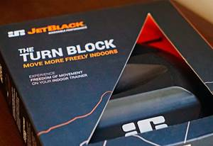 Product Packaging - The JetBlack Turn Box