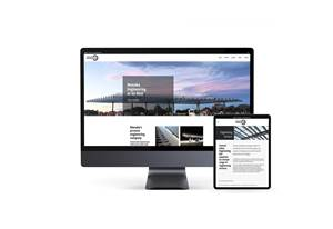 Website Design - Central Lakes Engineering