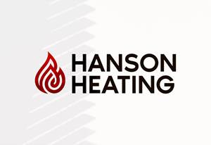 Branding and Logo Design - Hanson Heating