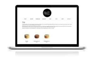 Website Design & Implementation - Pembroke Patisserie - Envy Design Rotorua